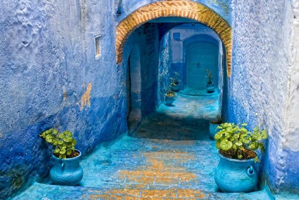 sehr-interessante-ausstattung-alte-stadt-in-morocco-blaue-farbe
