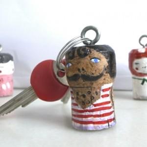 Schlüsselanhänger selber machen - probieren Sie es!