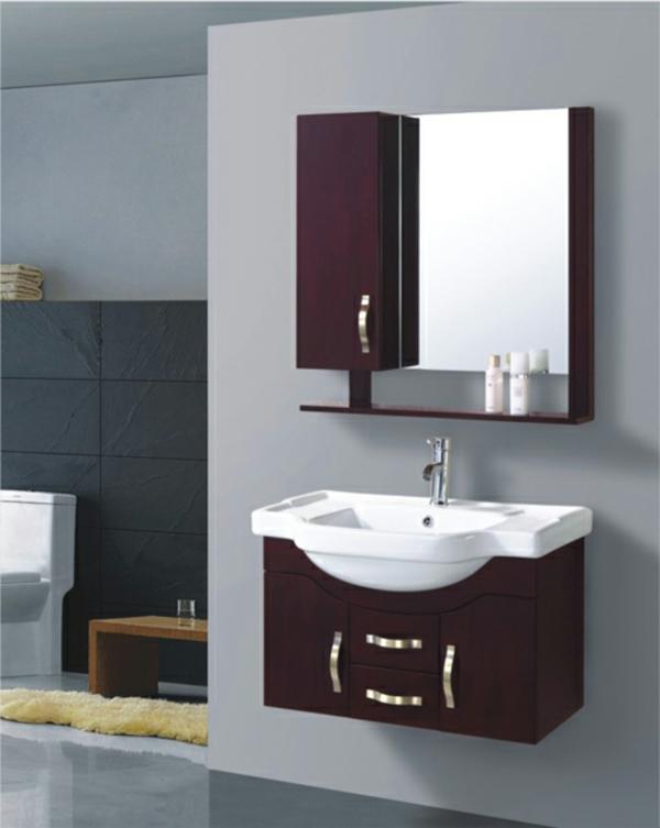 Holz spiegelschrank schildmeyer spiegelschrank holz dekor for Badezimmer justin