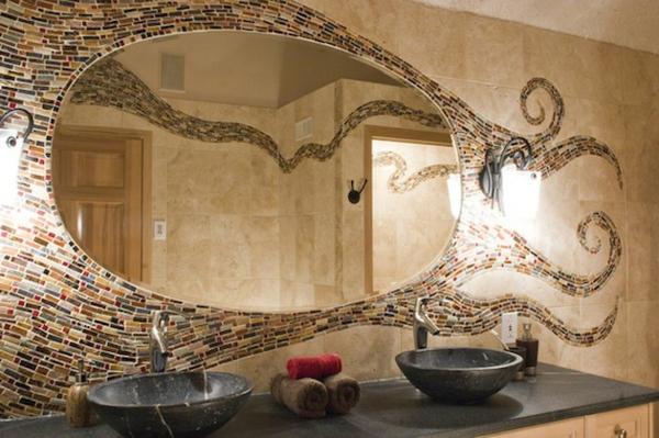Orientalisches Badezimmer Orientalische Fliesen Für Ein Cooles Ambiente  Archzine Net