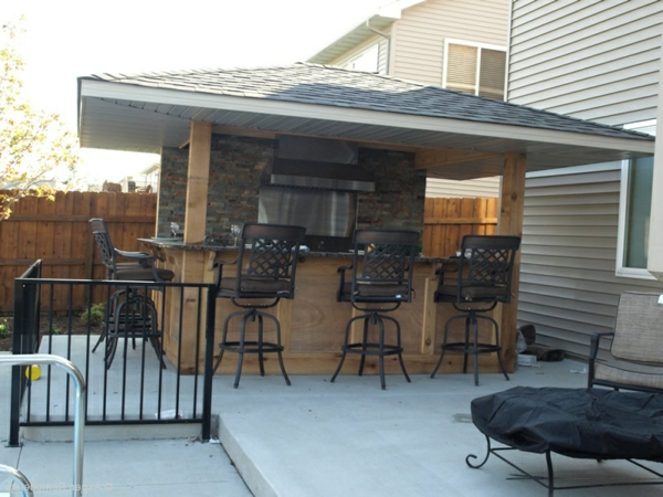 super-gestaltung-für-outdoor-küche-Origenell wirken