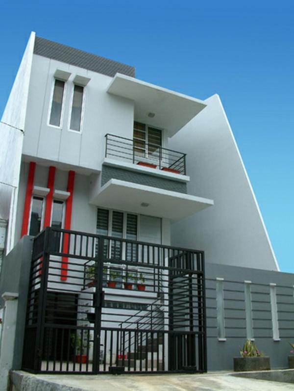 super-haus-minimalismus-architektur-weiße fassade