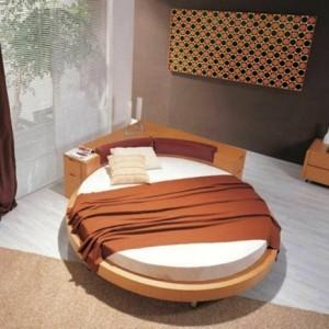 Rundes Bett Design - 40 unglaubliche Bilder!