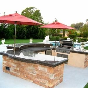Outdoor-Küche gestalten - 32 prima Ideen!
