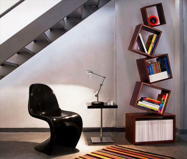 50 originelle Bücherregale für Ihre Wohnung!  Archzinenet