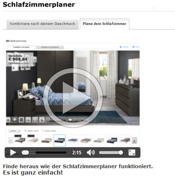 Ikea schlafzimmerplaner haben sie schon probiert - Schlafzimmerplaner ikea ...