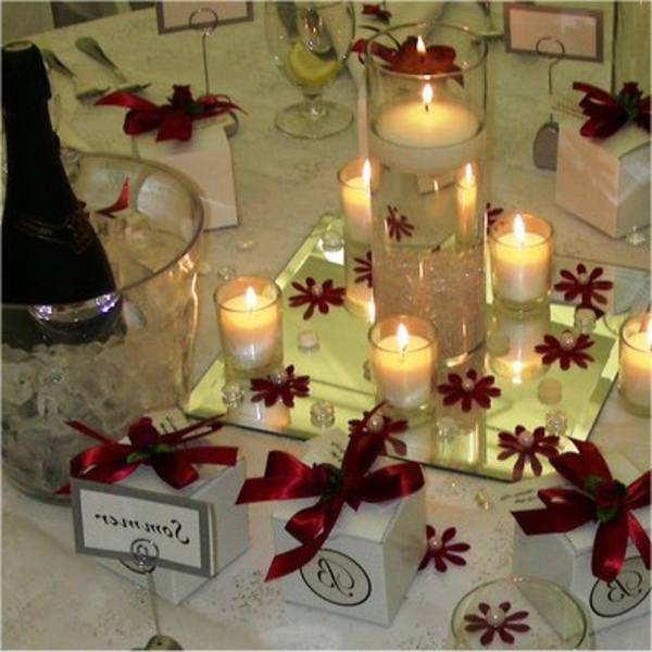 ... Hochzeitsdeko für Tisch . Wir hoffen, dass der Beitrag Ihnen gefallen