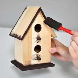 Vogelhaus selber bauen - 34 prima Ideen!