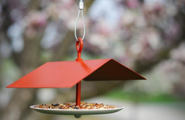 vogelhaus selber bauen - 34 prima ideen! - archzine, Gartenarbeit ideen