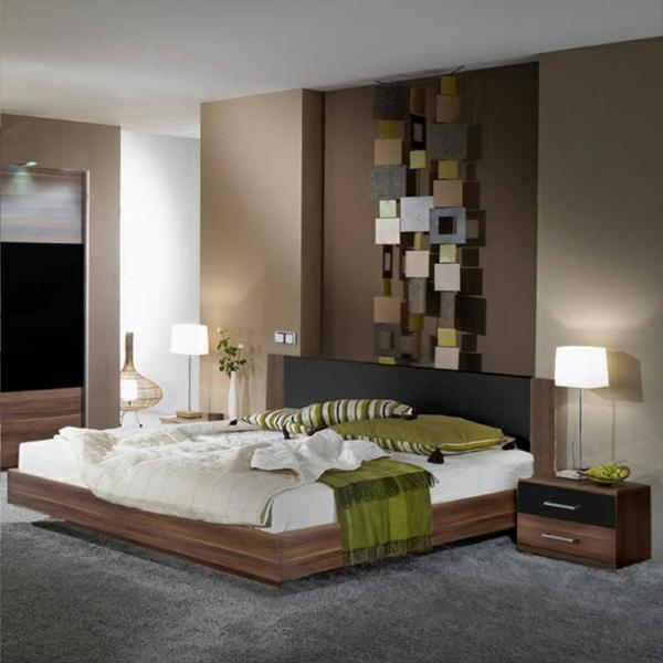 Europaletten Möbel Bett