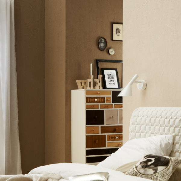 wandfarbe latte macchiato der modern kaffeegeschmack. Black Bedroom Furniture Sets. Home Design Ideas
