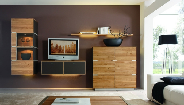 wandfarbe mocca mit nuancen von schokoladengeschmack. Black Bedroom Furniture Sets. Home Design Ideas