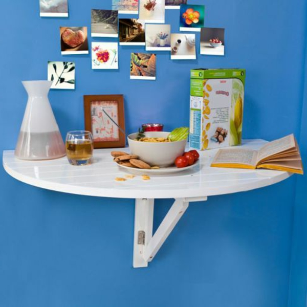 wandklapptisch-küche- minibar
