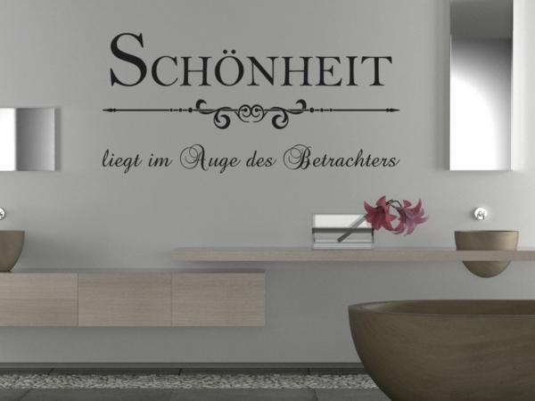 Wandtattoo Sprche Und Zitate Top 30