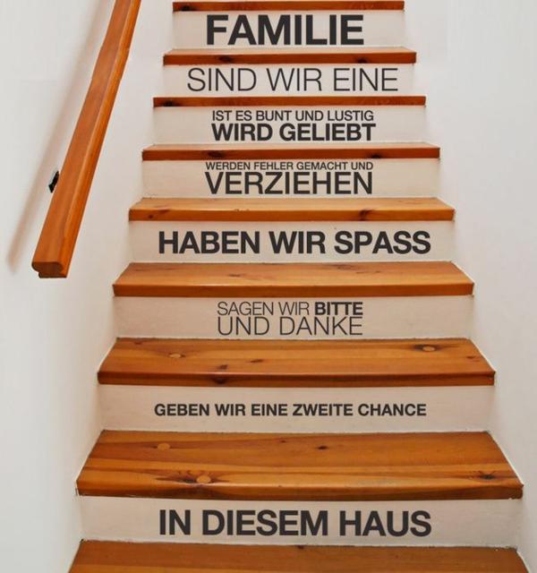 wandtattoo-sprüche-und-zitate-treppenhaus