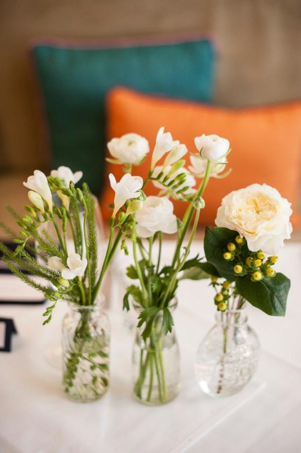 Blumen Tischdeko Geburtstag Blumen Tischdeko Eine Frische Idee Deko