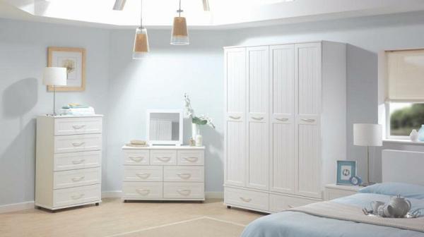 Schlafzimmermöbel In Weiß U2013 42 Super Ideen!