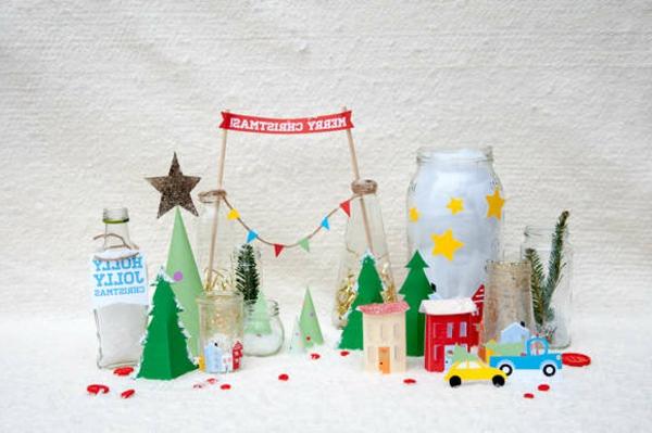weihnachtsbastelideen-für-kinder-dekoartikel