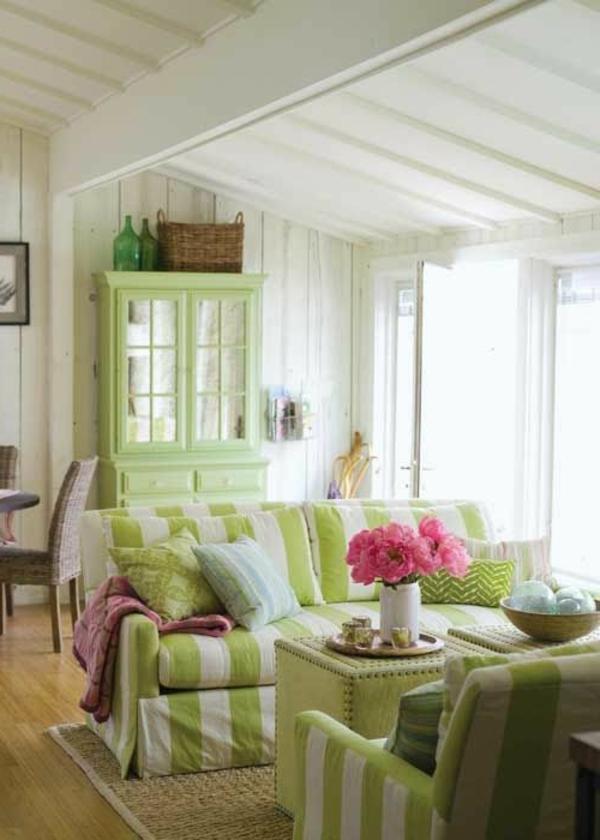 wohnzimmer-grüne-farbtöne