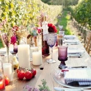 Hochzeitsdeko für Tisch - 65 coole Ideen!