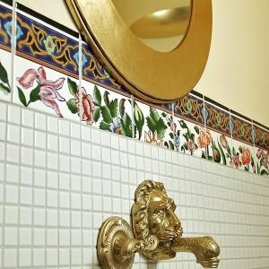Orientalische Fliesen für ein cooles Ambiente!