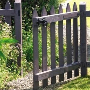 Moderne Gartenzaungestaltung - 26 interessante Vorschläge
