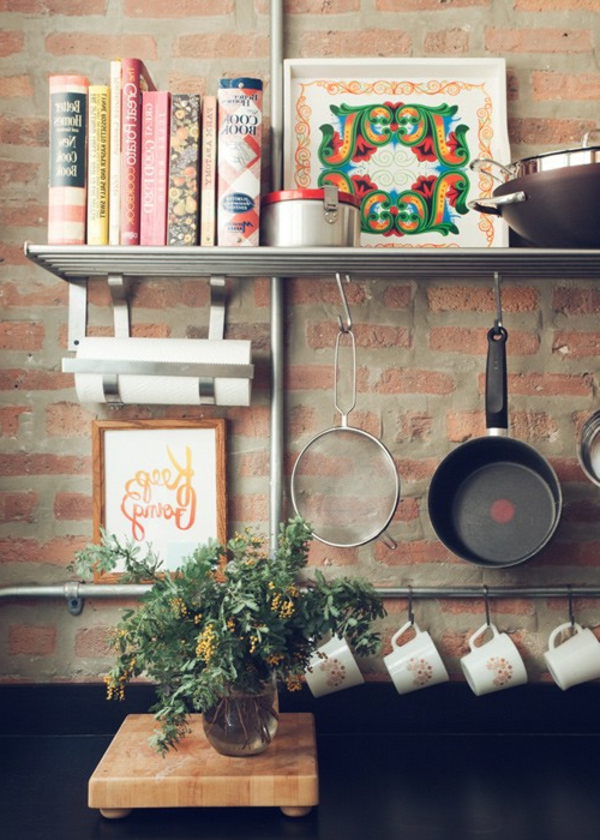ziegelwand-küche-hänger