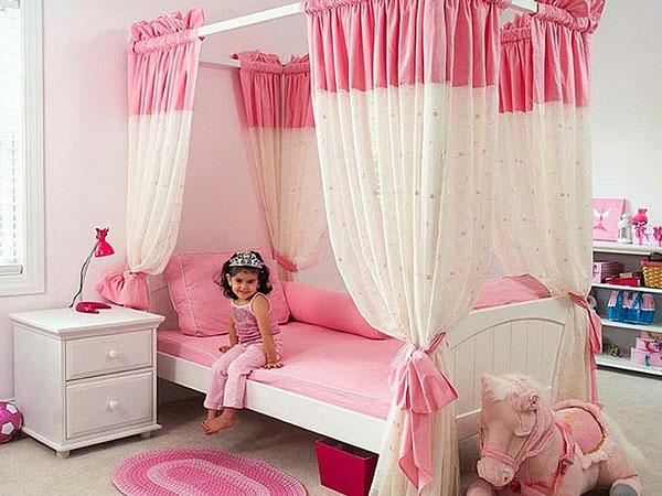 moderne wandgestaltung f r m dchenzimmer. Black Bedroom Furniture Sets. Home Design Ideas
