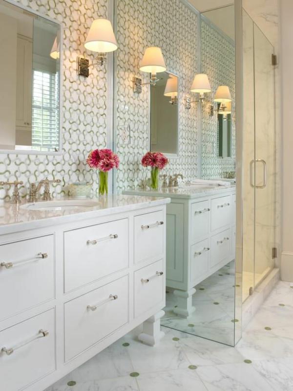 Feuchtraumtapete für Ihr Badezimmer! - Archzine.net