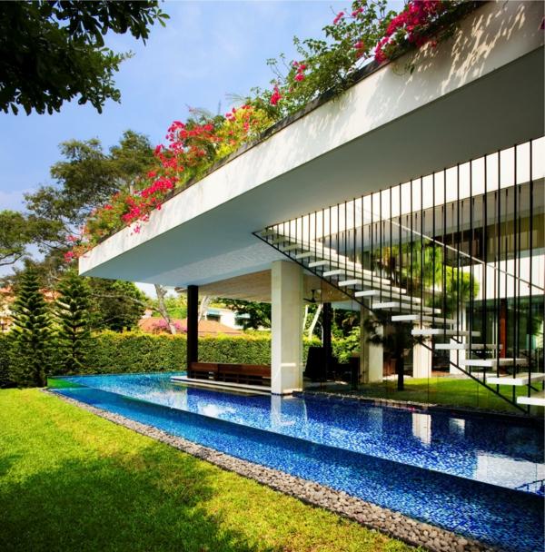 Dachterrassengestaltung-blumen