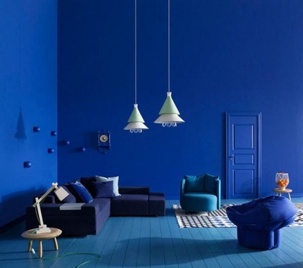Farbideen Für Wohnzimmer: Neue Erfrischung Für Jede Ecke In Der