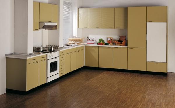 Küchenschränke-bekleben-fertig-küche