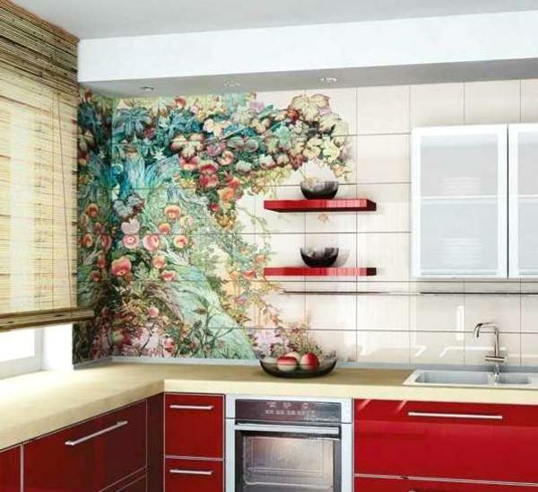 kreative-Küchenwandgestaltung-kunst-auf-der-wand