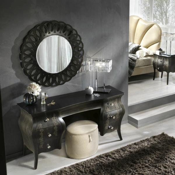 Make-Up-Tisch-schwarz-spiegel