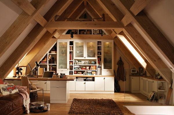 möchten sie ein traumhaftes dachgeschoss einrichten? 40 tolle, Innenarchitektur ideen