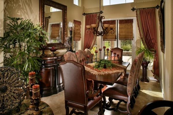 Terracotta Dining Room Chairs