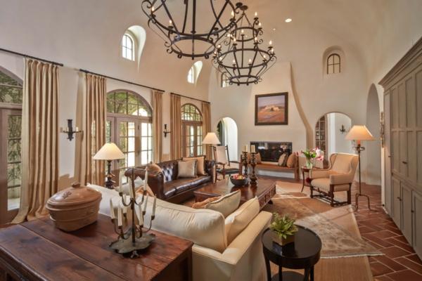 design : wandfarben wohnzimmer mediterran ~ inspirierende bilder ...