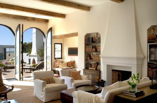 Mediterrane Einrichtung Wohnzimmer ~ Mediterrane einrichtungsideen exotisches zusause für hidalgos