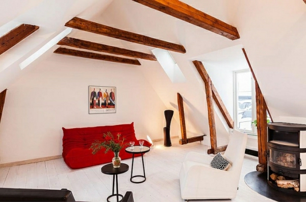 modernes einrichten dachgeschoss ~ raum haus mit interessanten ideen - Modernes Einrichten Dachgeschoss