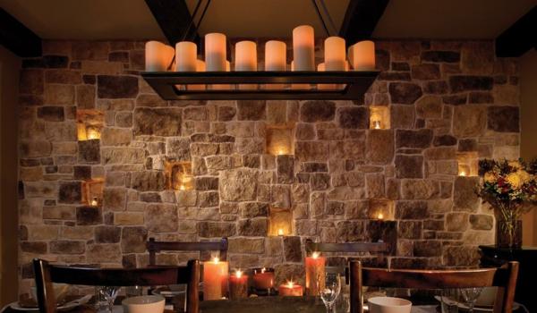 Beleuchtung wohnzimmer landhausstil  landhaus wohnzimmer lärche/ pinie dunkel woody 22-00543 | woody ...