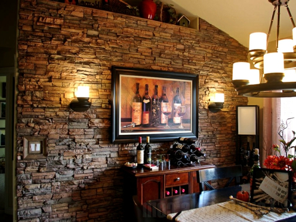 Natursteinwand-im-Wohnzimmer-tv