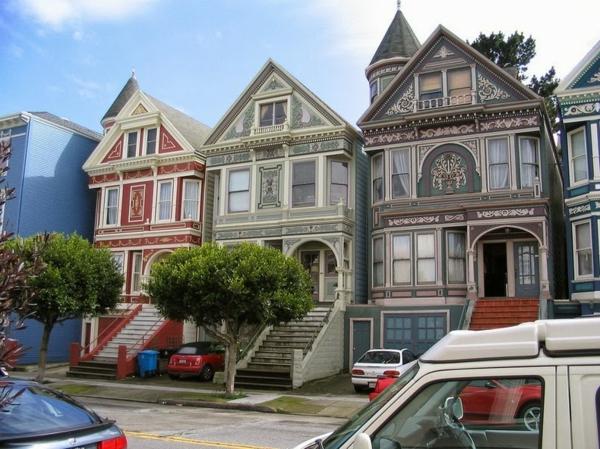Victorian-Gothic-Häuser-1