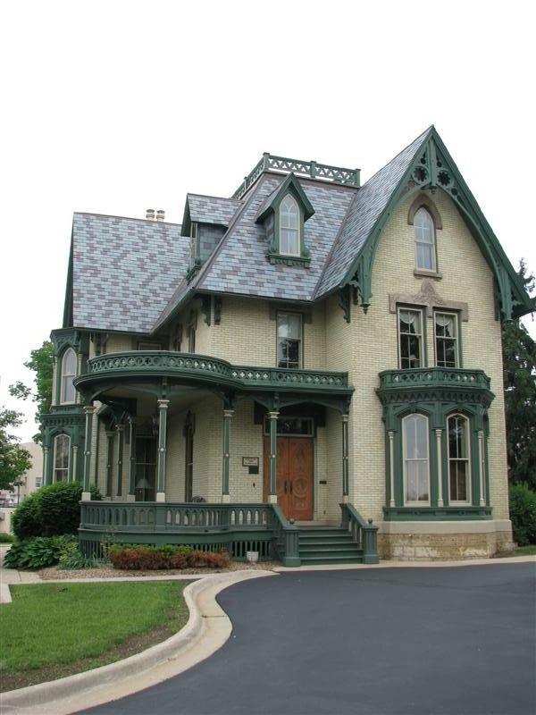 Victorian-Gothic-Häuser-2