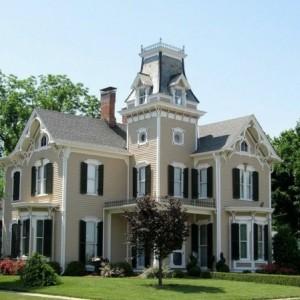 15 Victorian Gothic Häuser - die Zeit erzählt...