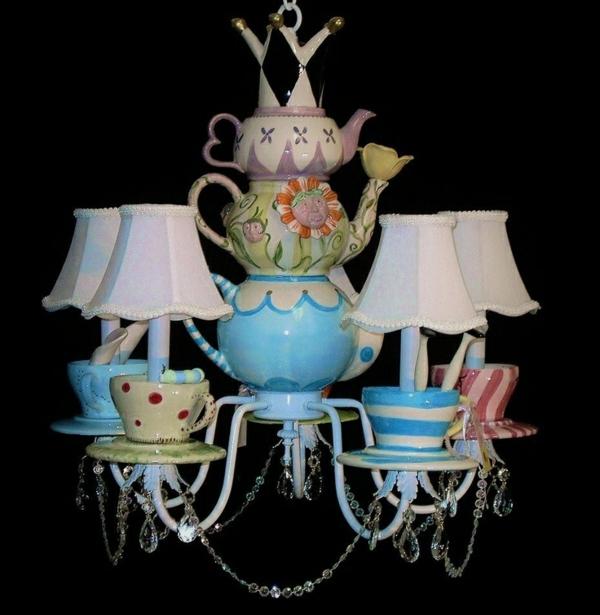 Wohnaccessoires inspiriert von alice im wunderland - Alice im wunderland deko ...