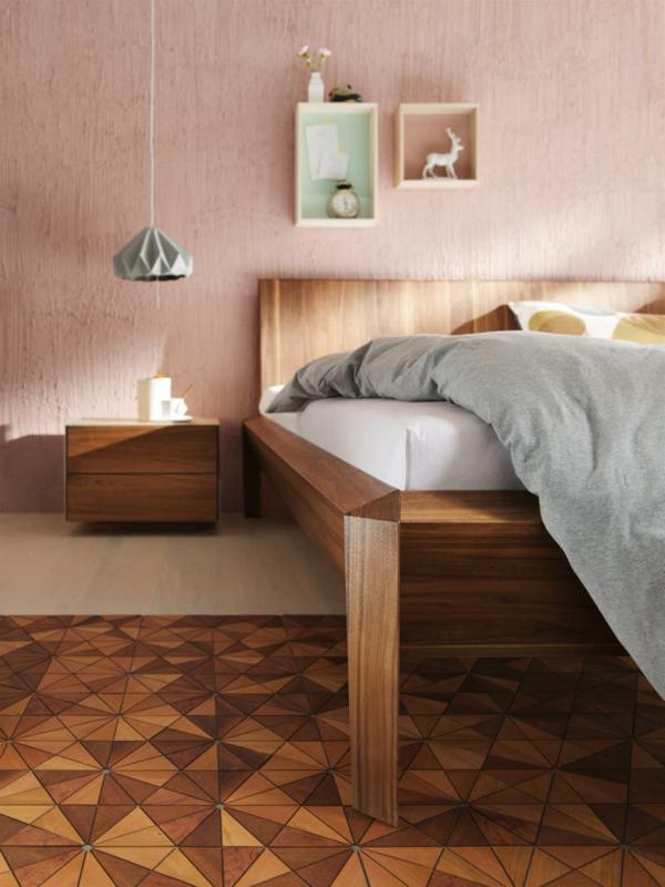 Superior Altrosa Wandfarbe Schlafzimmer3