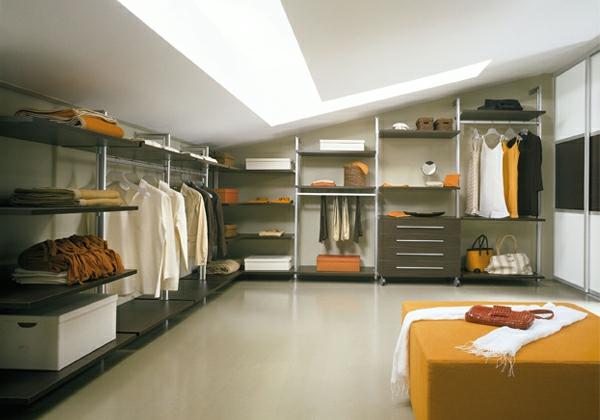 Ankleidezimmer dachgeschoss  Ankleidezimmer Möbel-viele Ideen für die praktische Gestaltung ...