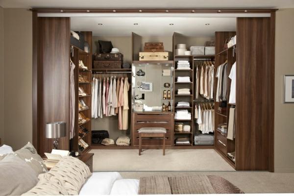 Ankleidezimmer Möbel-viele Ideen für die praktische Gestaltung ...