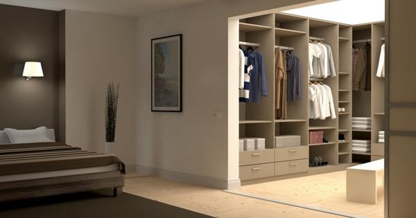 schlafzimmer mit ankleidezimmer m belideen. Black Bedroom Furniture Sets. Home Design Ideas