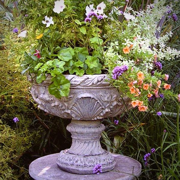 Antike Gartendeko oder wie schreibt man die Geschichte